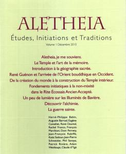 Aletheia volume 1