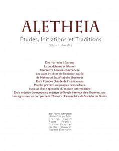 Aletheia volume 4