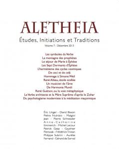 Aletheia volume 7