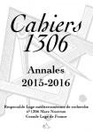 Cahiers 1306 2015-2016