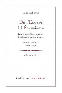 De l'Ecosse à l'écossisme t.2, de Louis Trebuchet